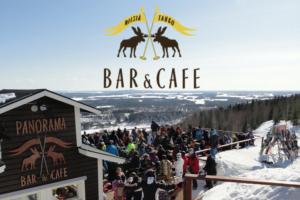 Rinneravintola Panorama Bar & Café Tahkolla