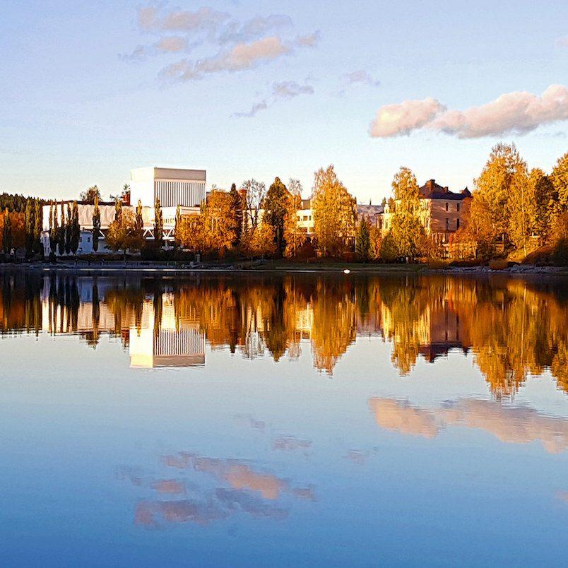 Teatteri Kuopiossa