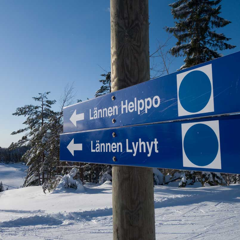 Tahko Slope information