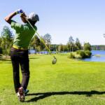 Golf in Tahko