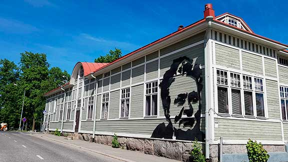 Minna Canthintalo Kuopiossa