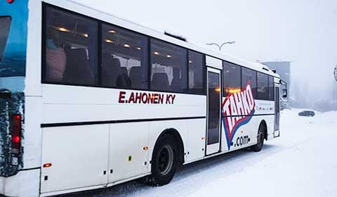 Linja-autoliike E. Ahonen