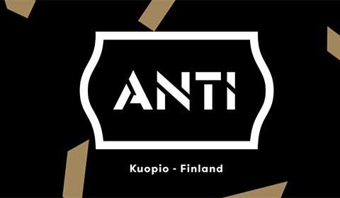ANTI Festivaali järjestetään Kuopiossa syyskuussa 2018.