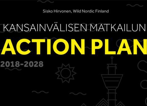 Kansainvälisen matkailun action plan