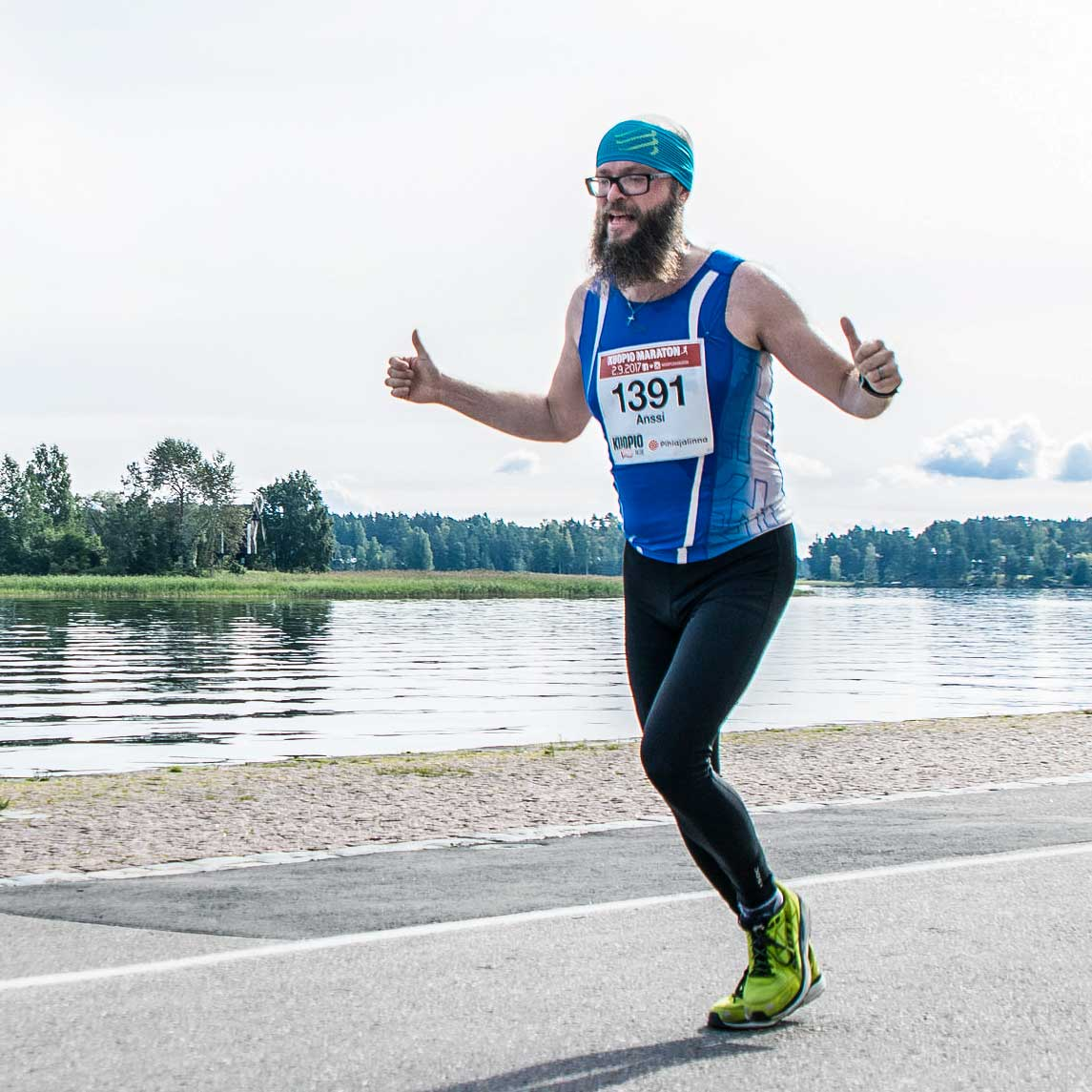 Kuopio Maraton 1.9.2018
