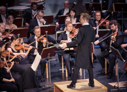 Jaakko Kuusito on Kuopion kaupunginorkesterin uusi kapelimestari