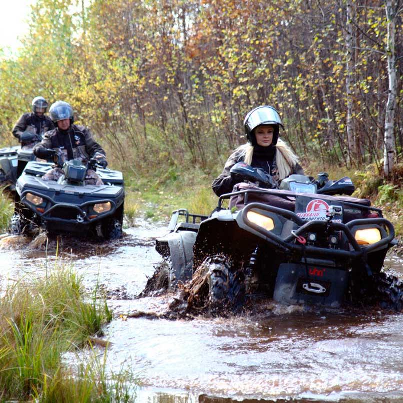 Lakeland ATV experience 4 days
