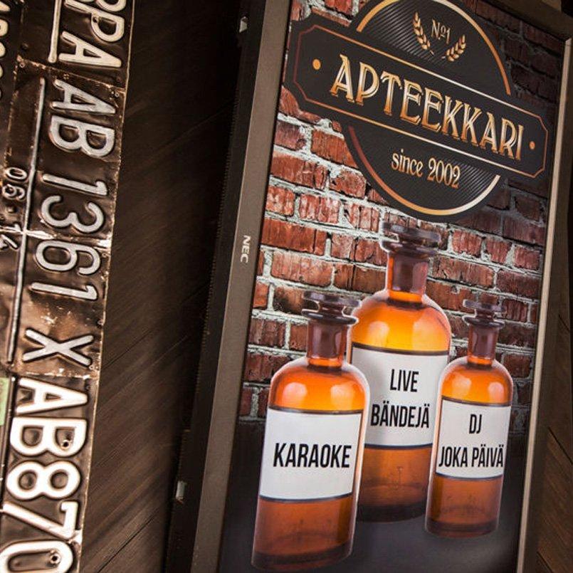 Apteekkari Bar & Club