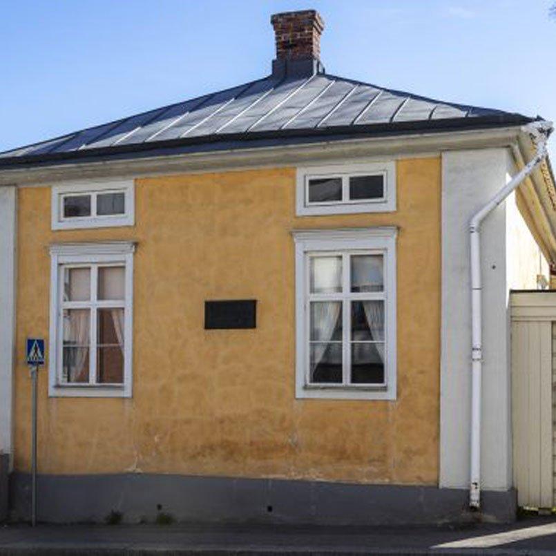 J.V. Snellman home museum