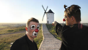 Red Nose Company - Don Quijote