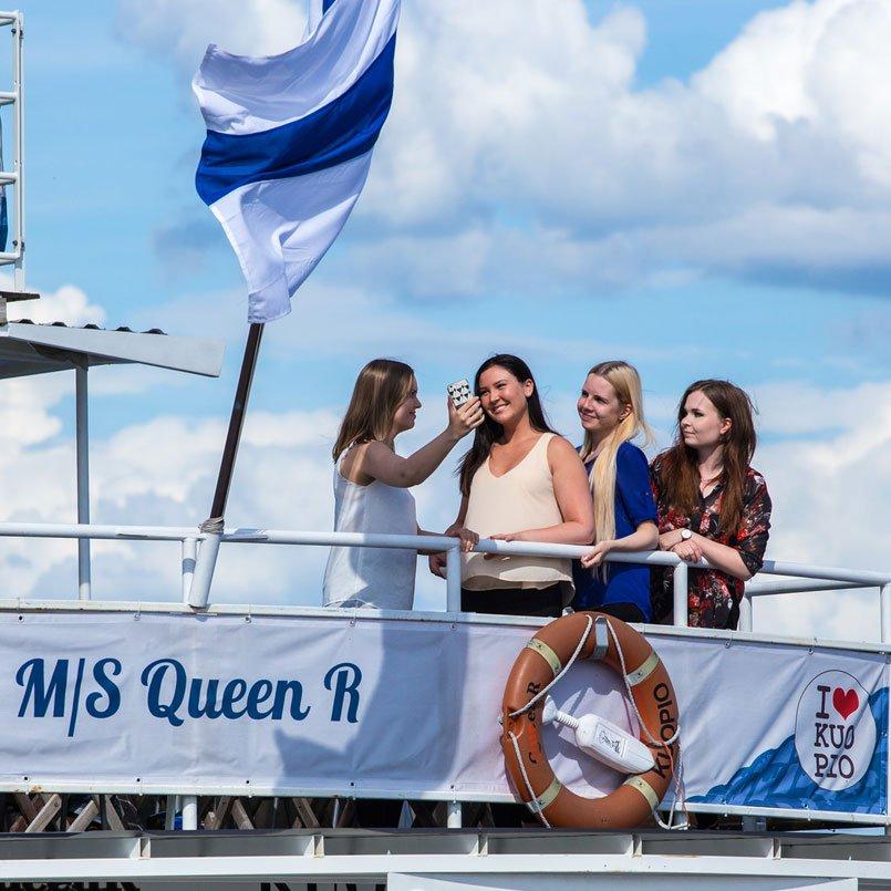 M/S Queen R aikataulut 2019