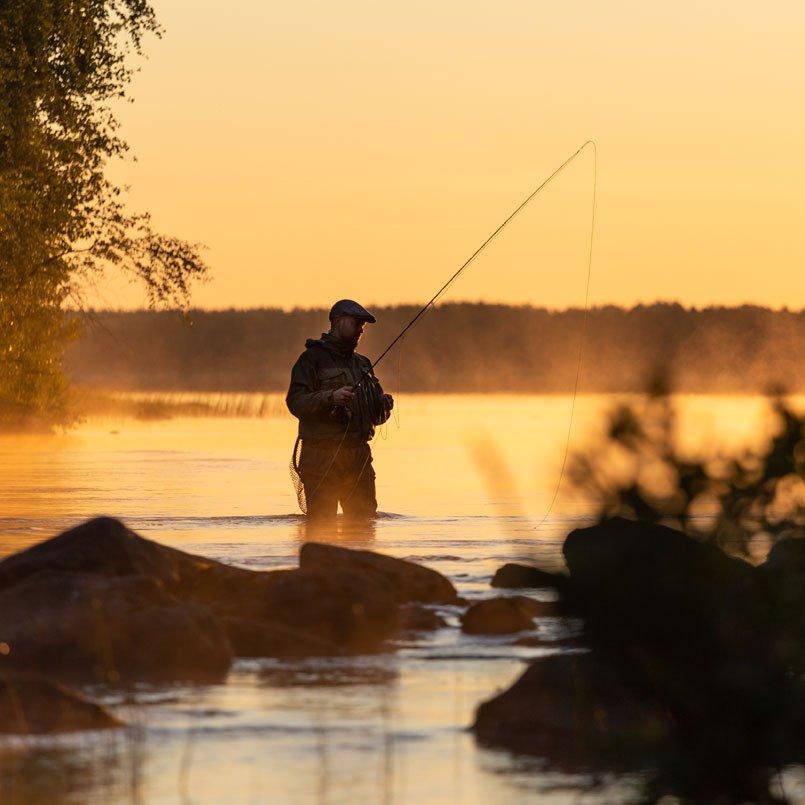 Рыбалка Ruukin Tupa