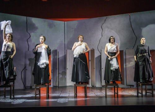 Bernarda Alban talo - Kuopion kaupunginteatteri