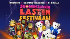 Suomen Suurin Lastenfestivaali 2019