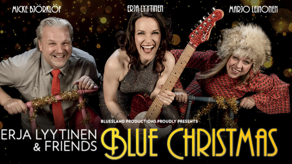Erja Lyytinen & Friends, Blue Christmas