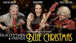 Erja Lyytinen & Friends, Blue Christmas