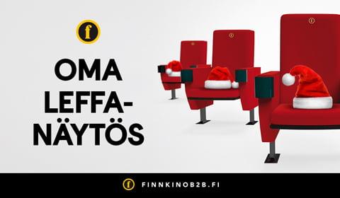 Finnkino Scala_pikkujoulut