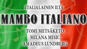 Mambo Italiano - italialainen ilta