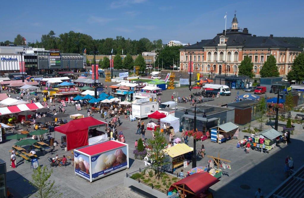 Kuopio Market Square