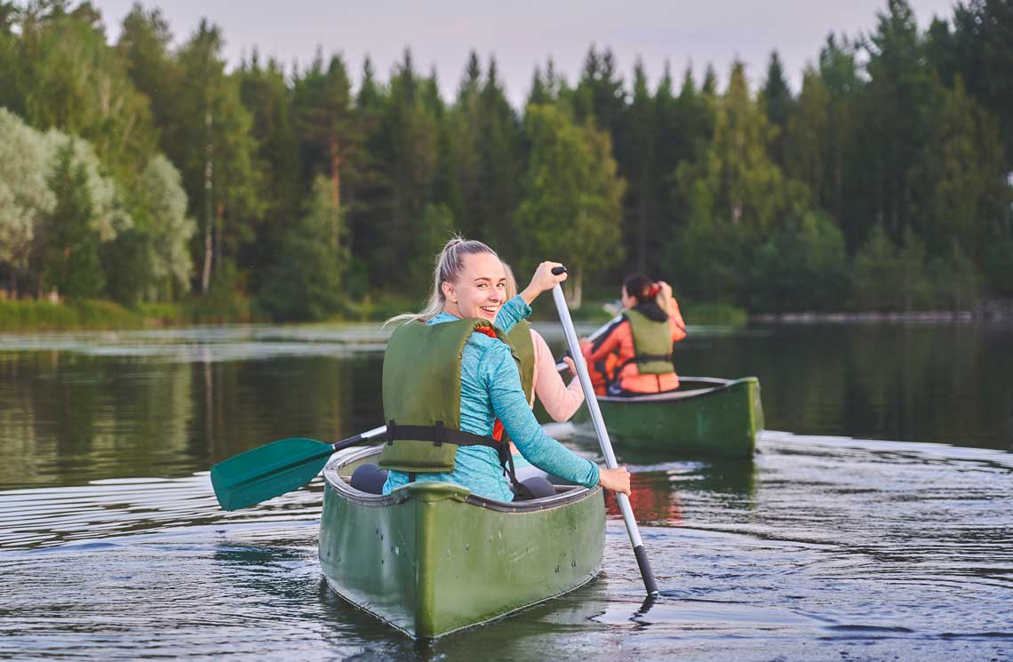 Rent a canoe or book a guided trip!
