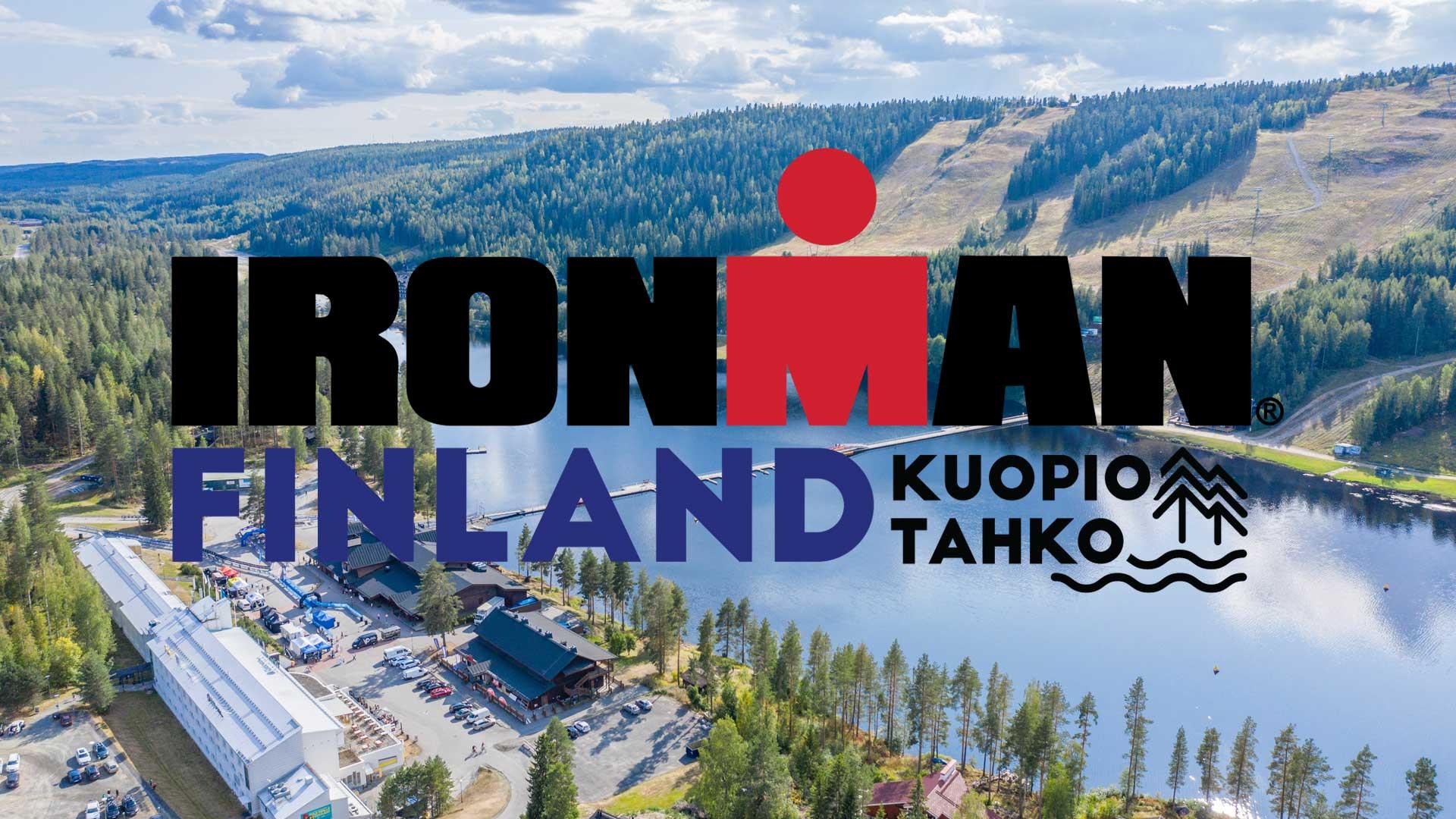 IRONMAN Finland Kuopio-Tahko siirtyy järjestettäväksi vuosina 2021-2023