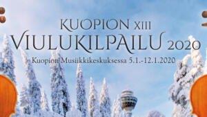 Kuopion Viulukilpailu, Kuopion Musiikkikeskus