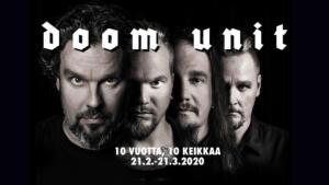 Doom Unit- Henry´s Pub Kuopio