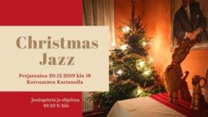 Christmas Jazz -konsertti, Koivumäen Kartano