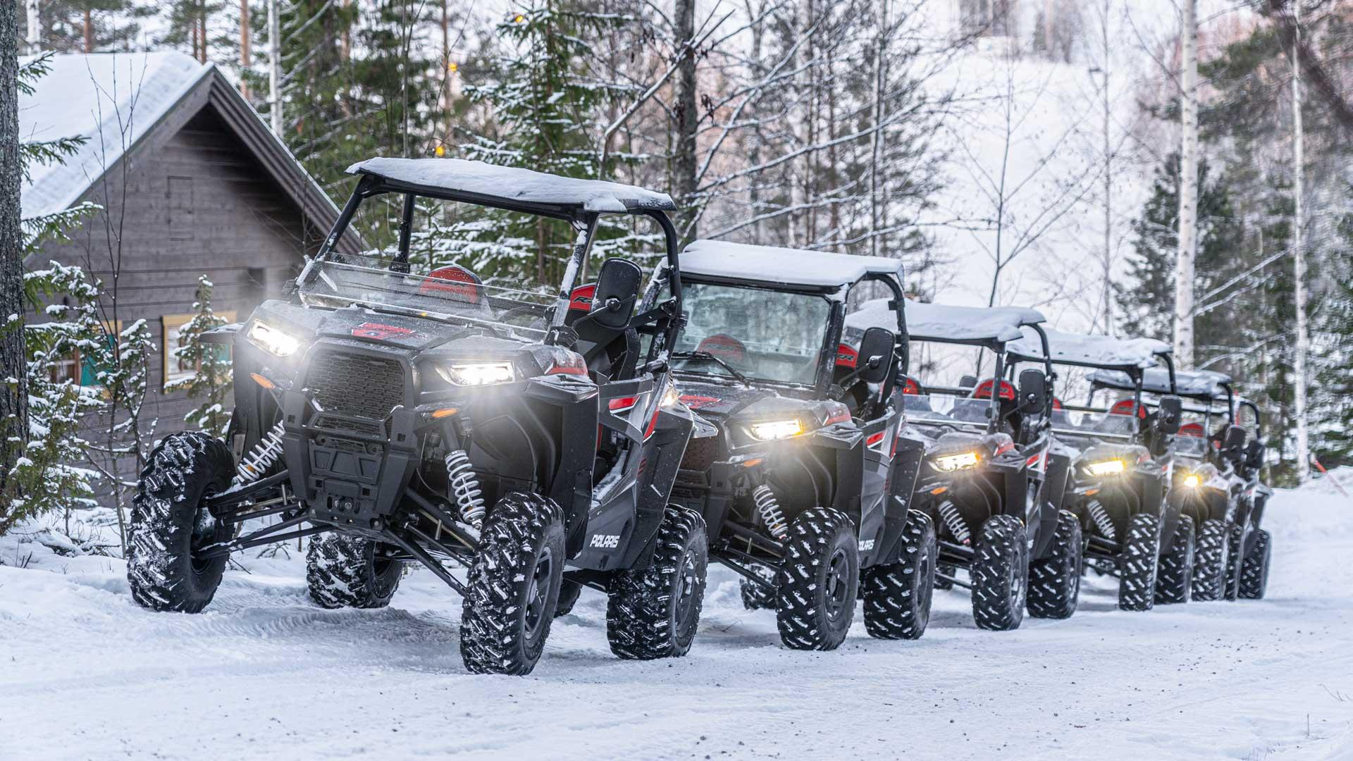 Tahkokarting aloittaa Razer -safarit ensimmäisenä Suomessa