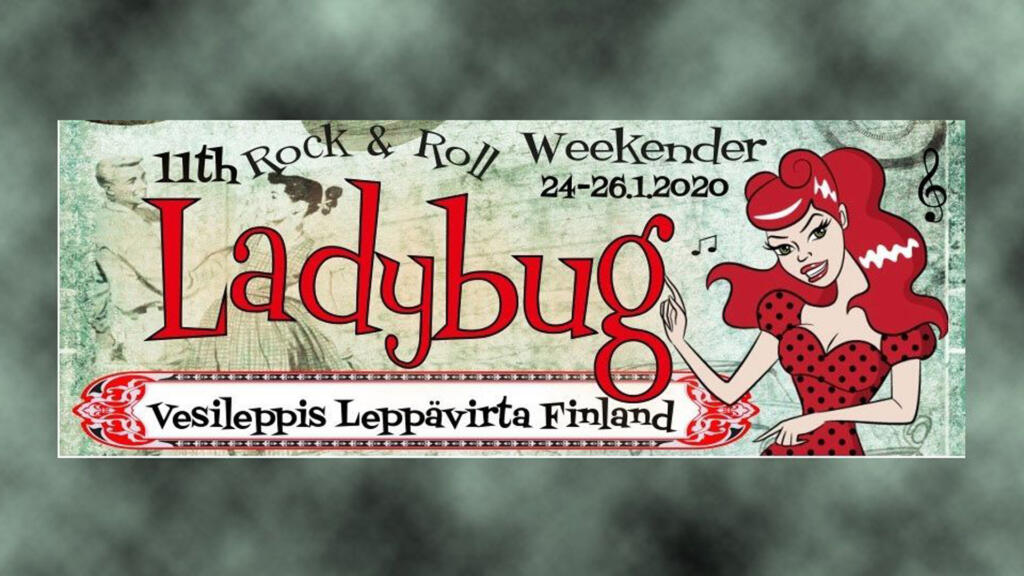 Vesileppis, Ladybug weekender