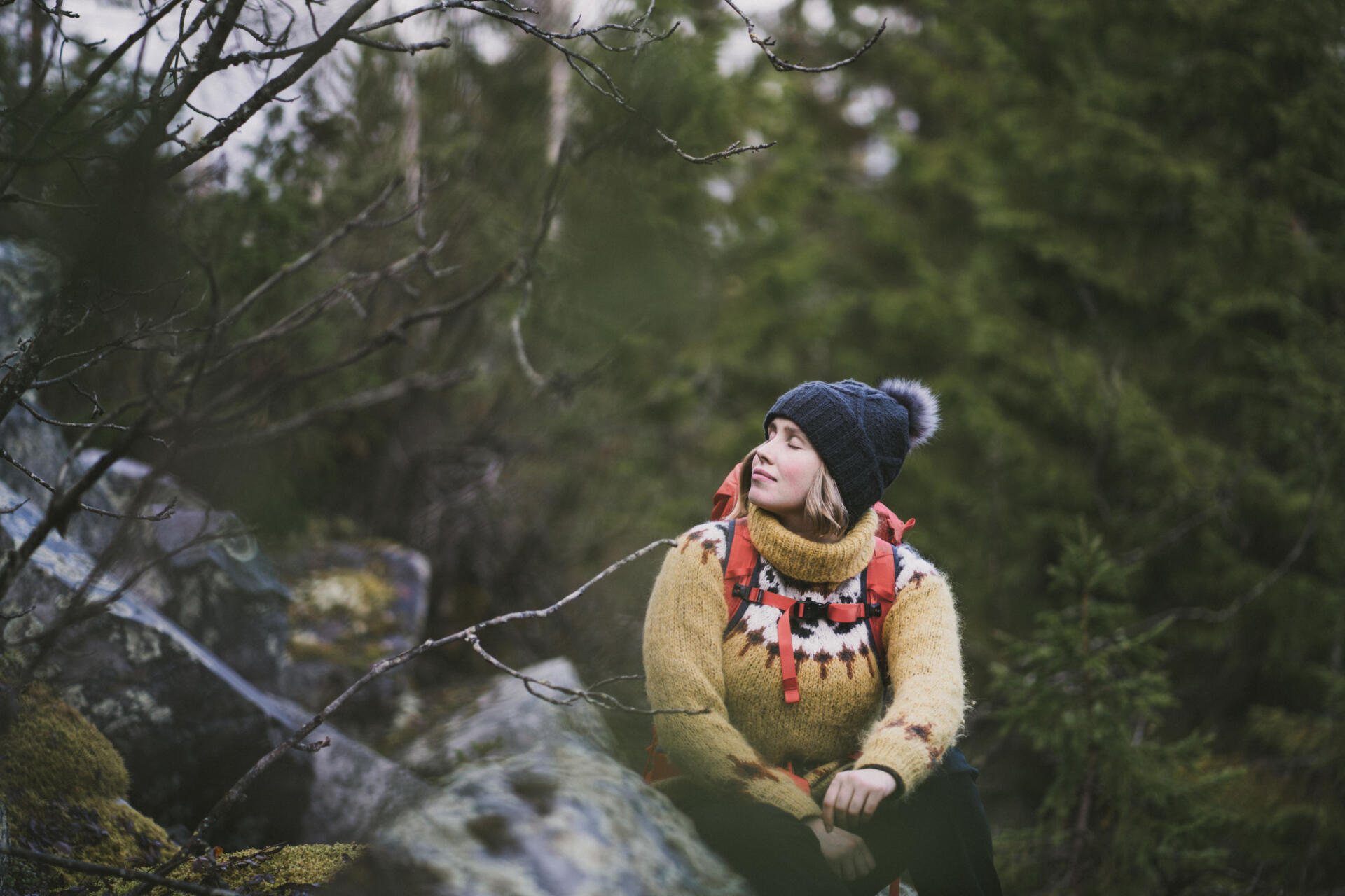 Kolme helppoa tapaa vahvistaa omaa luontoyhteyttä