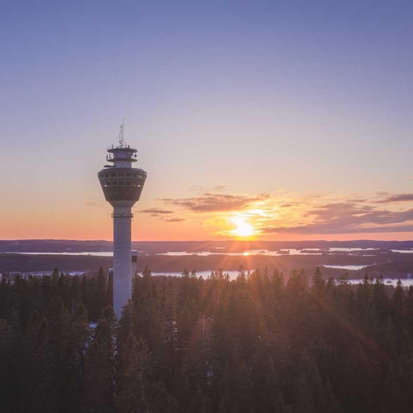 Puijon torni Kuopio