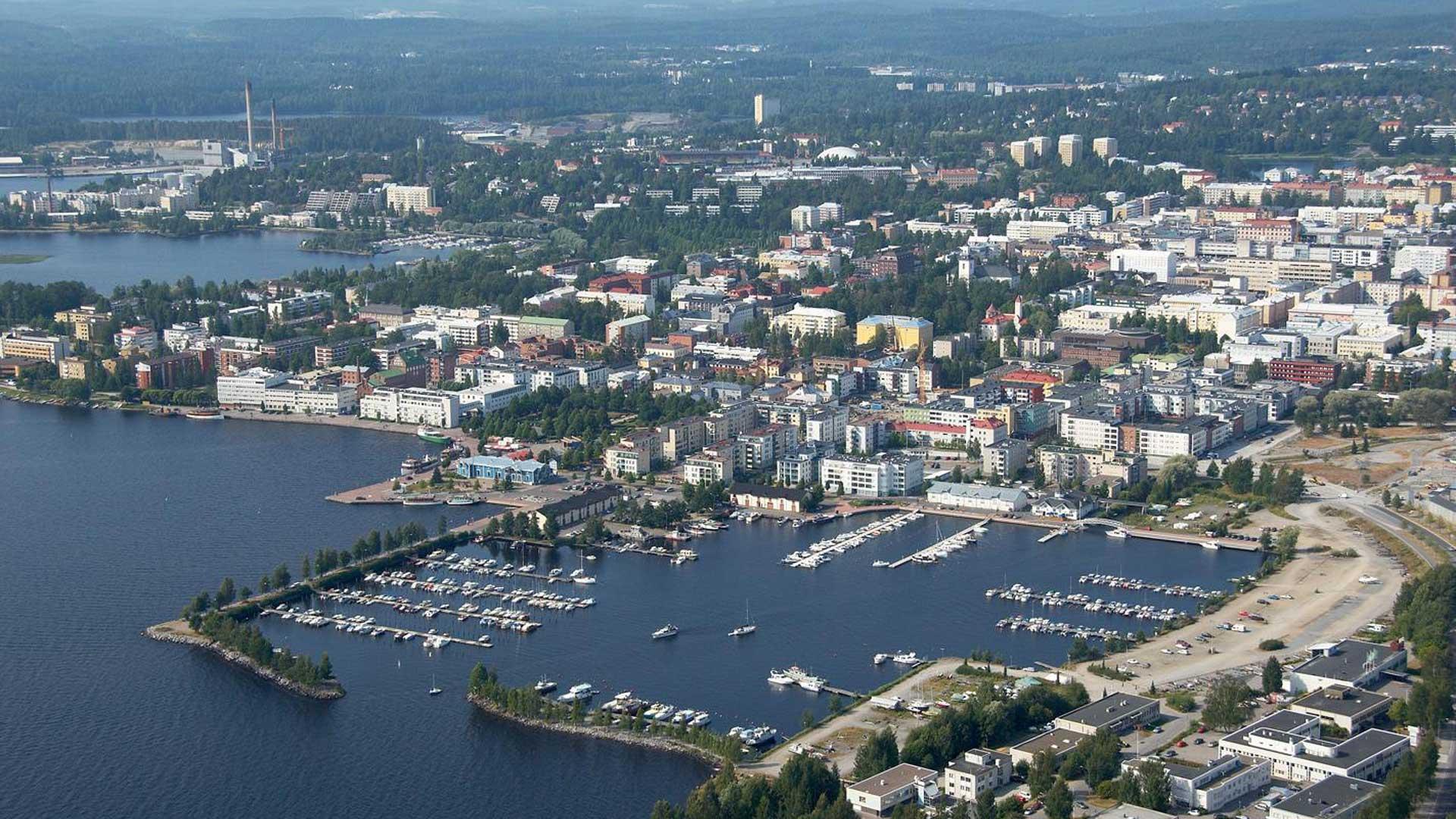 Tulliportinkatu 17 Kuopio