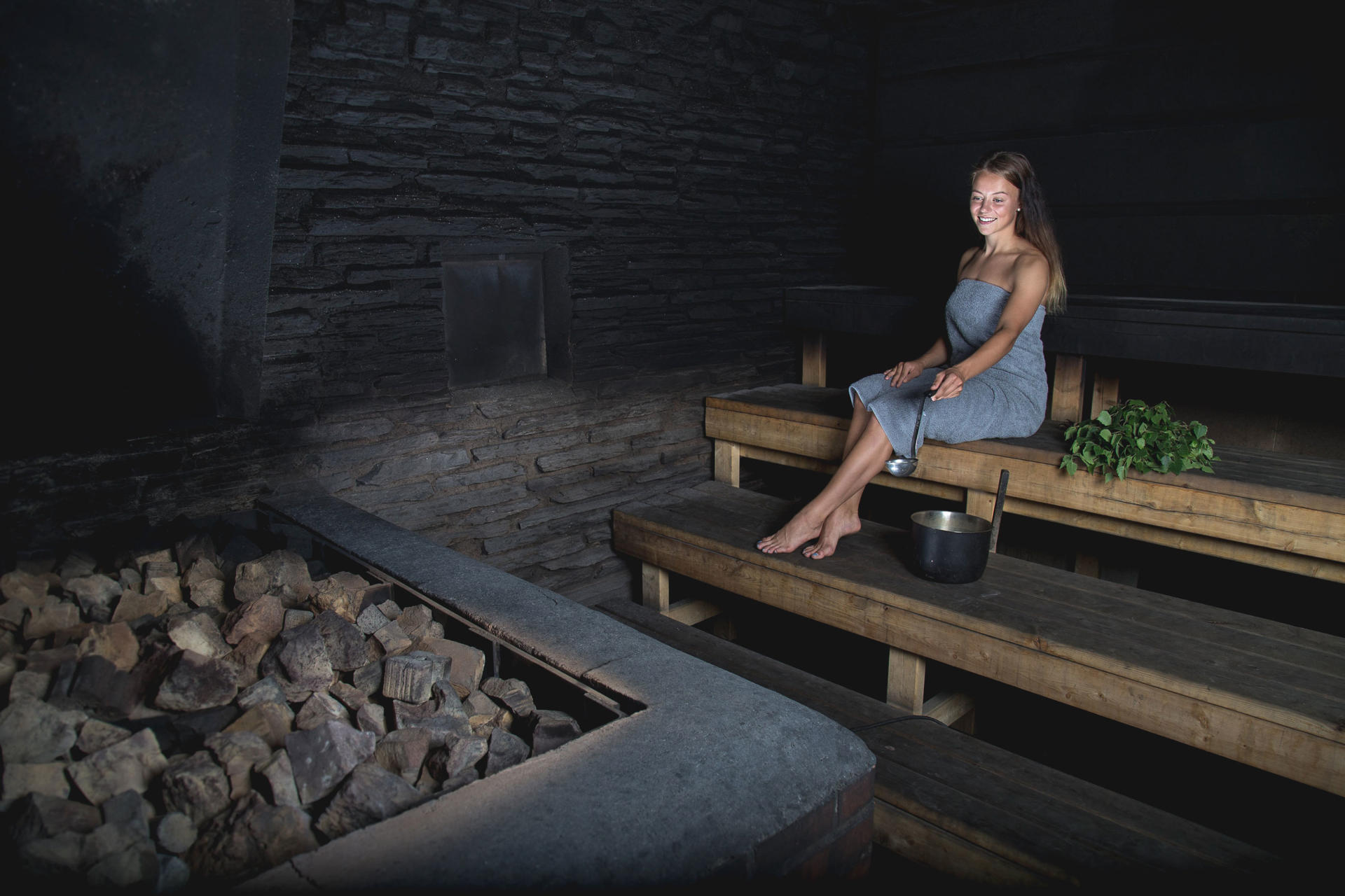 The true meaning of the Finnish sauna