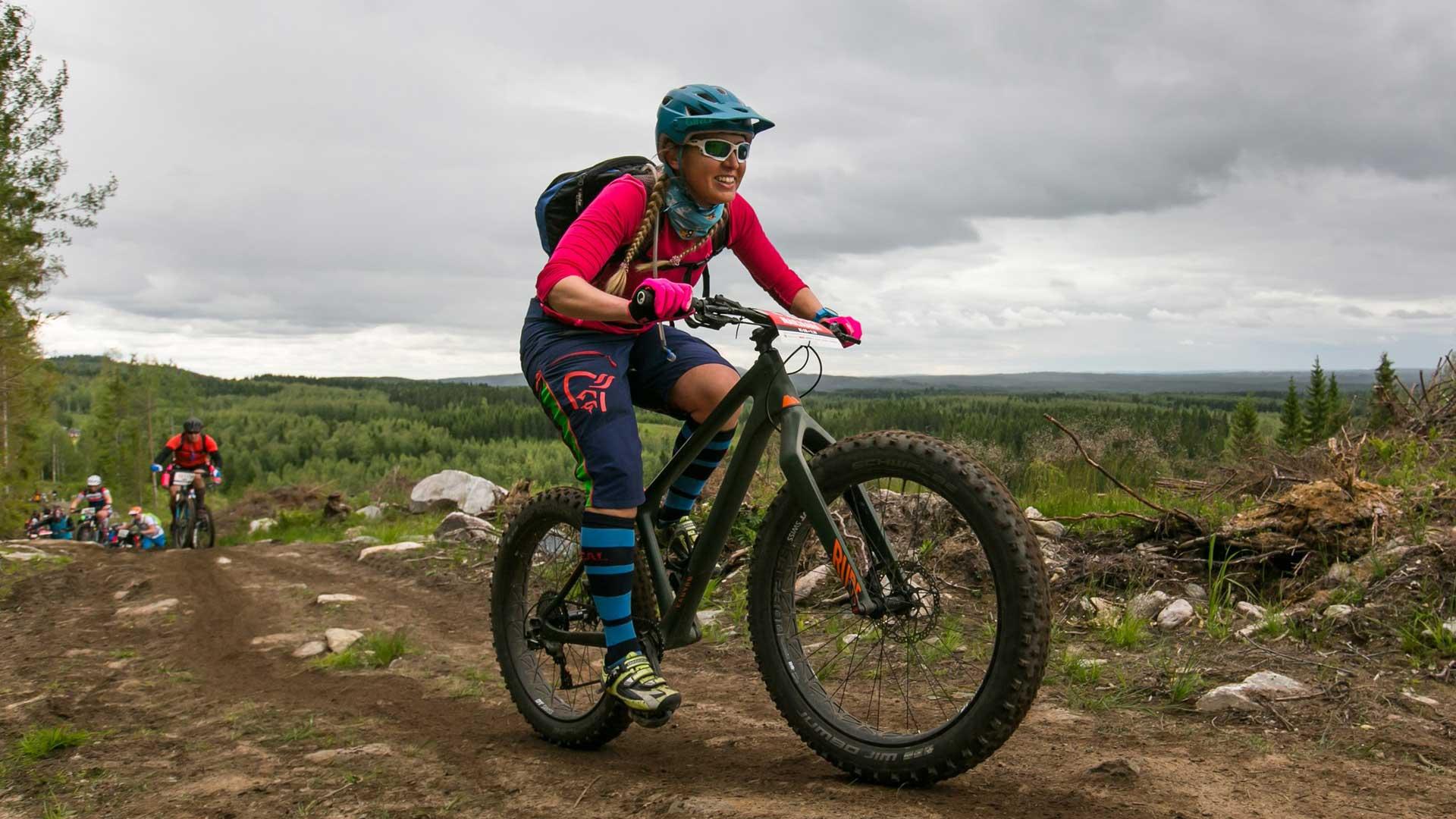 Tahko MTB Summer Trail on avoinna koko kesän