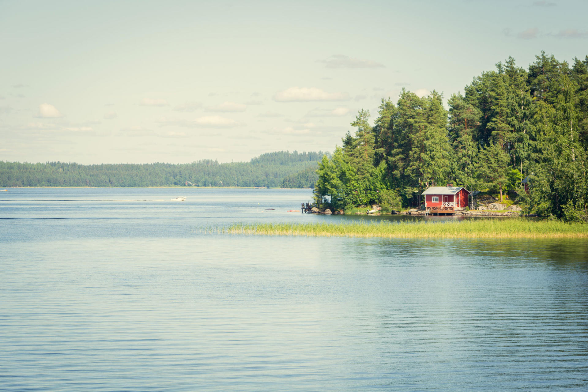 The perfect cottage holiday in Kuopio