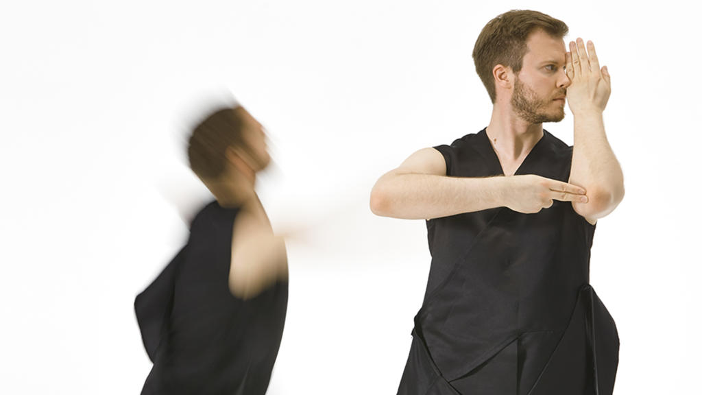 Kahden teoksen ilta, Tanssiteatteri Minimi