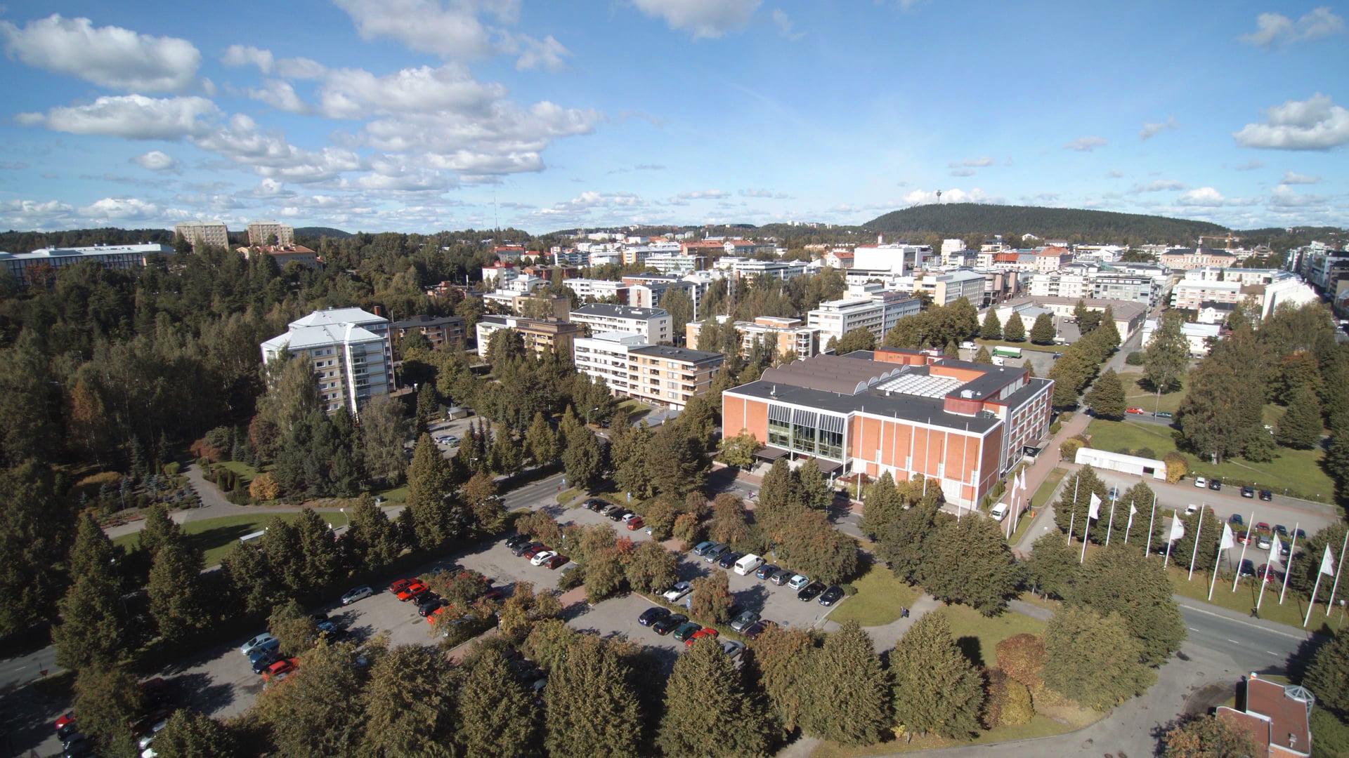 Kuopion Musiikkikeskus avautui jälleen yleisölle