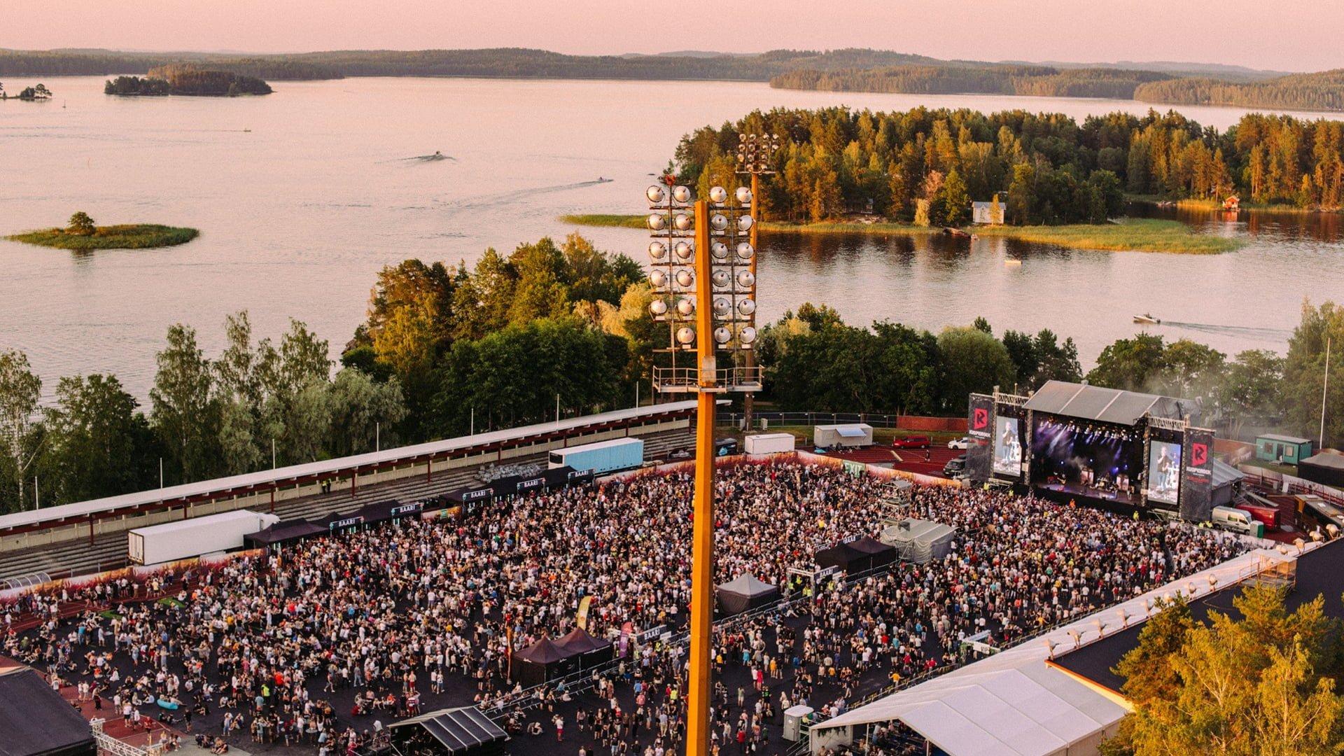 Kuopiorock julkaisi lisää ensi kesän ohjelmistoa