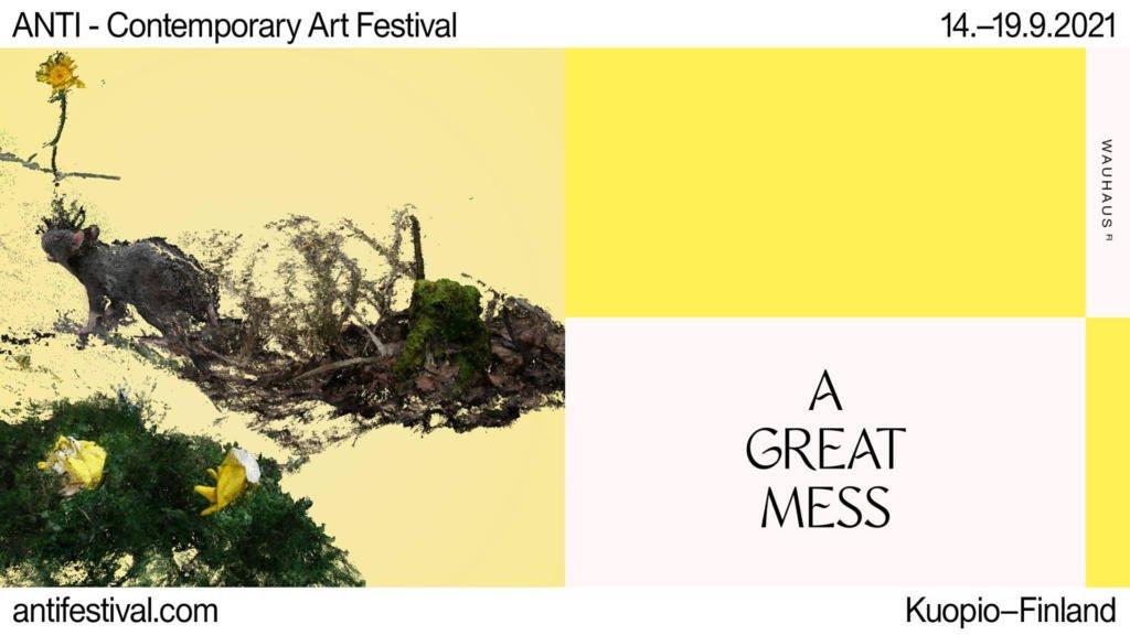 ANTI – Contemporary Art Festival 2021