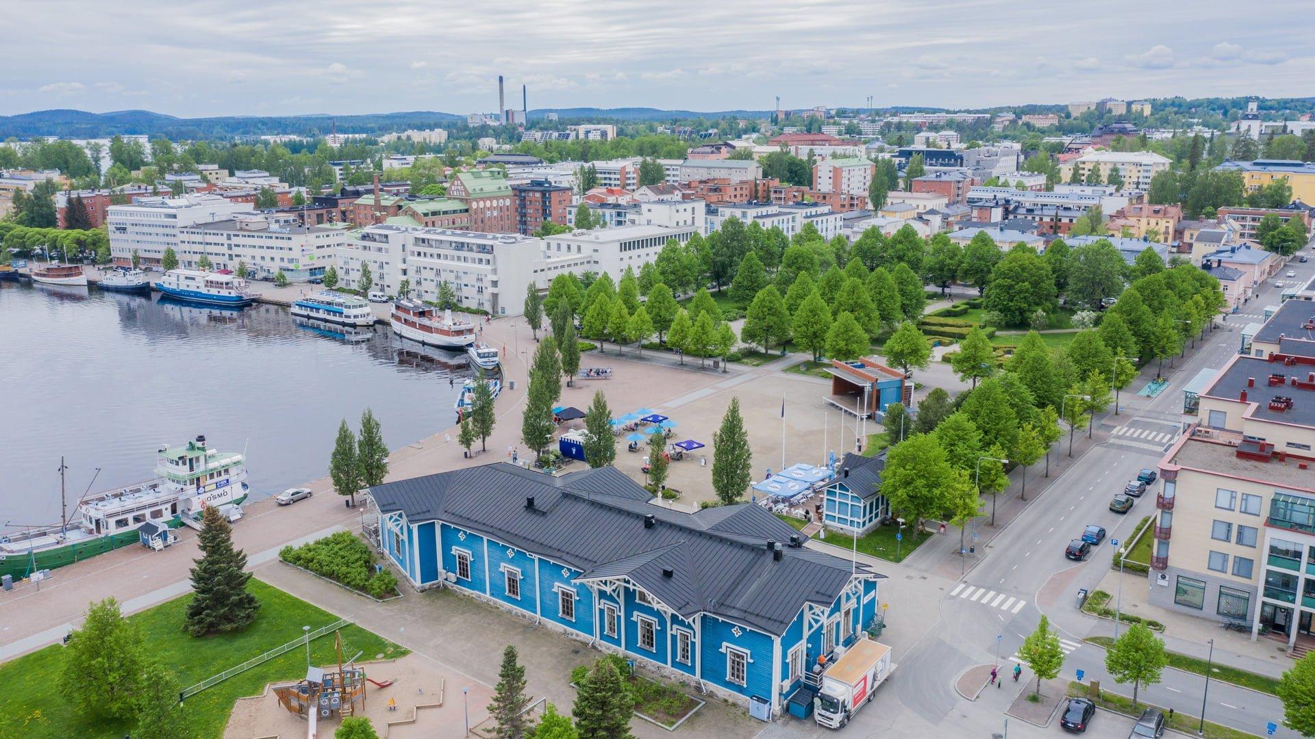 Risteilylomat Kuopiossa