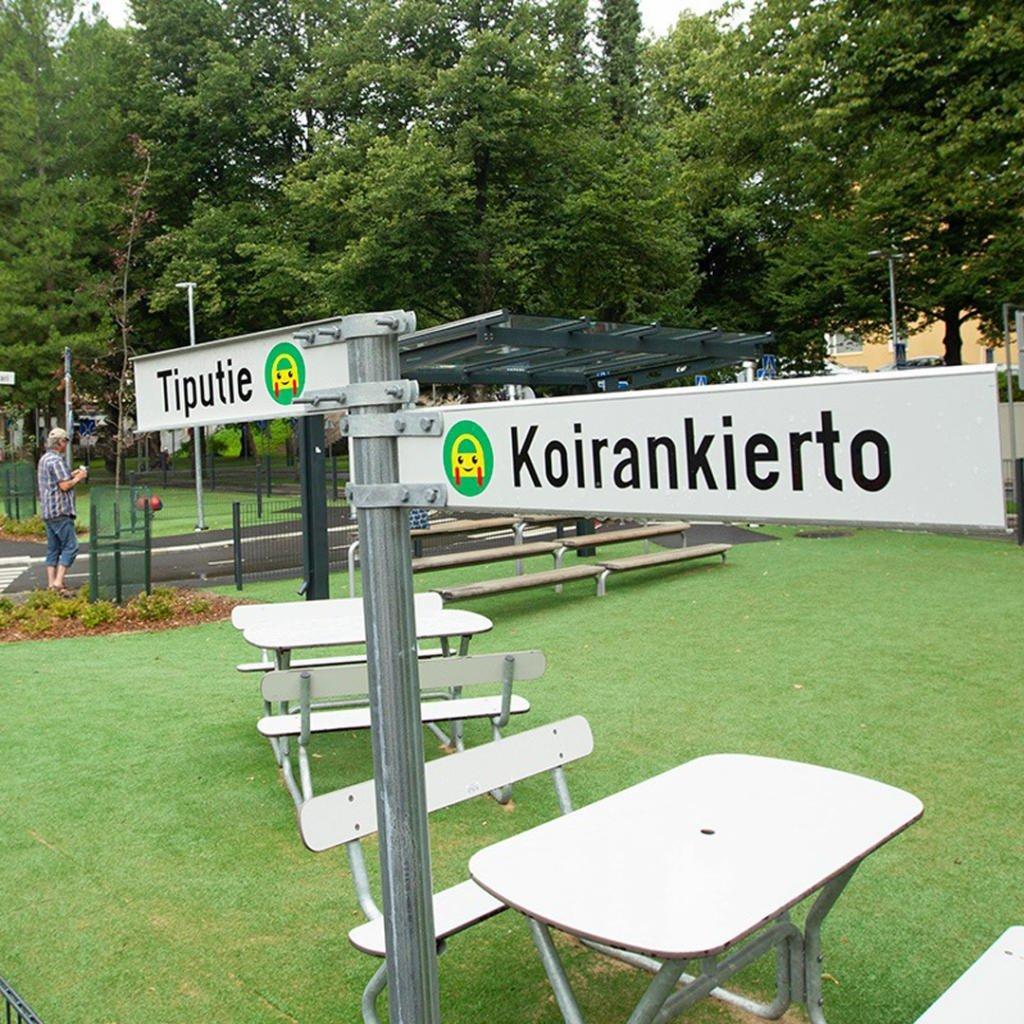 Niiralan liikennepuisto, Kuopio