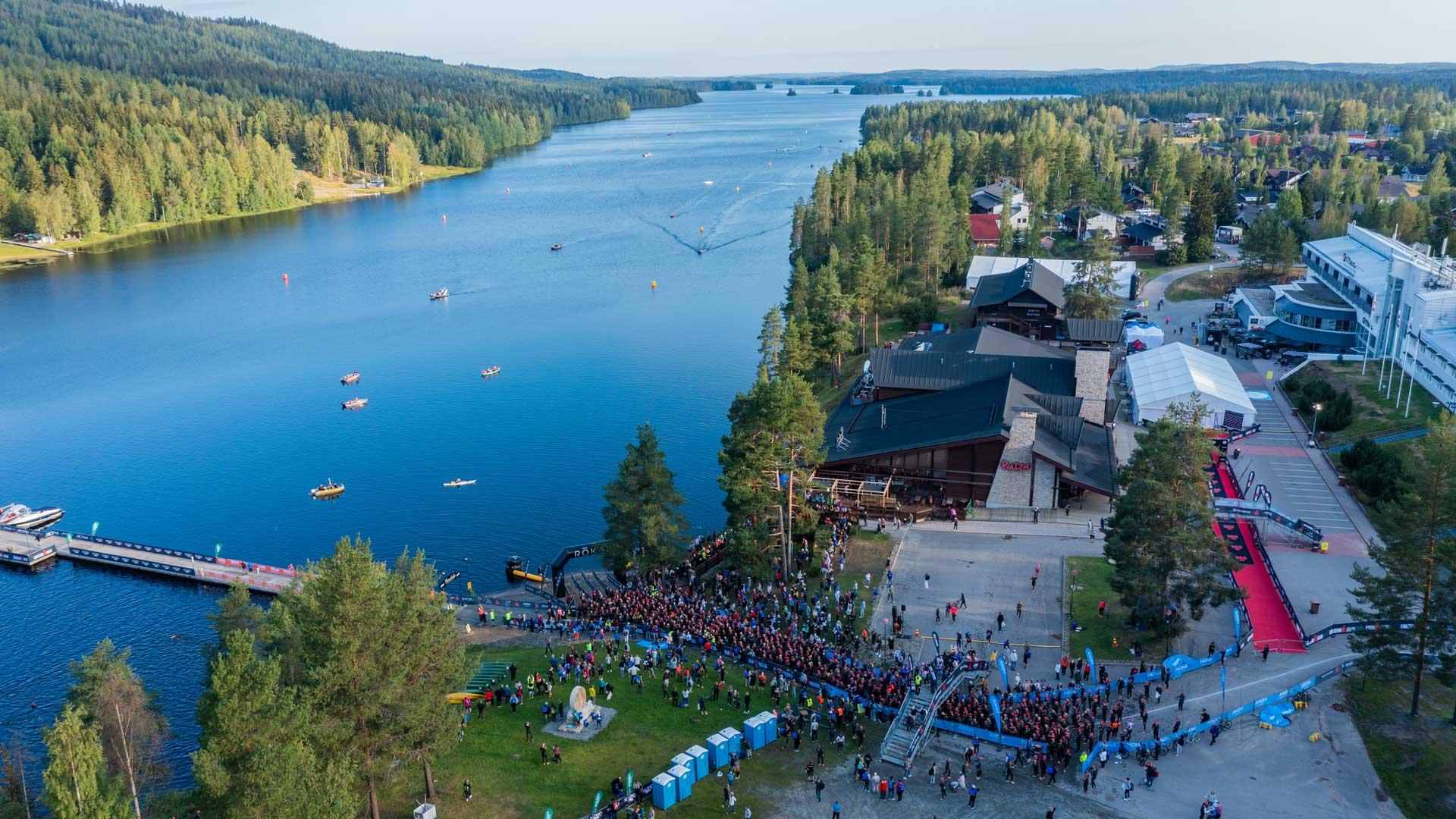 IRONMAN Finland Kuopio-Tahko