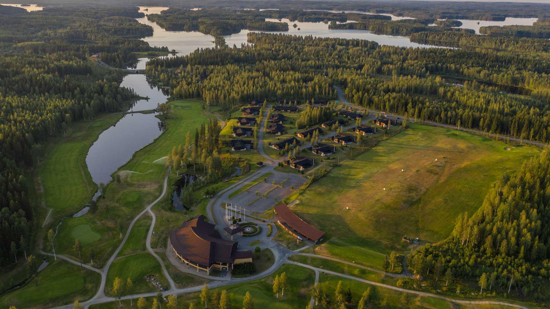 Tahko Chaletin operatiivinen liiketoiminta Thousand Lakes Hotelsille