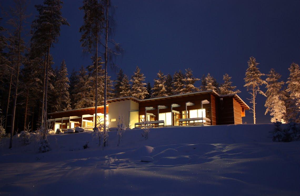 Majoitus Pohjois-Savossa