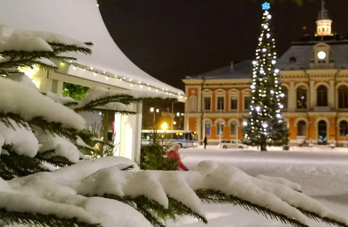 Joulu Kuopiossa
