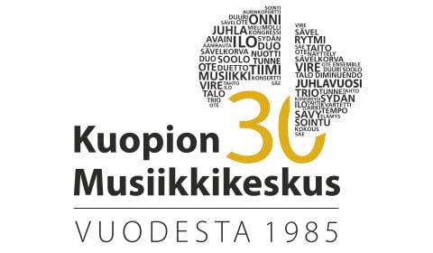 kuopion musiikkikeskus 30 vuotta