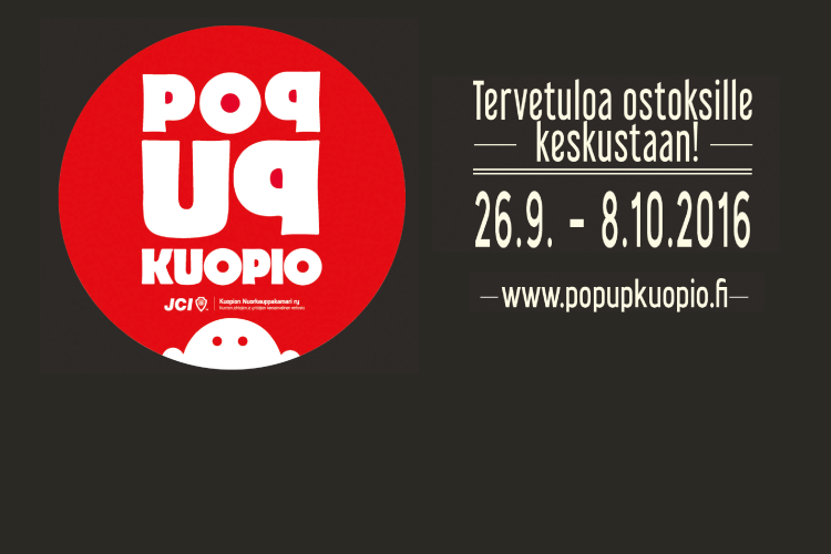 Pop Up Kuopio 2016