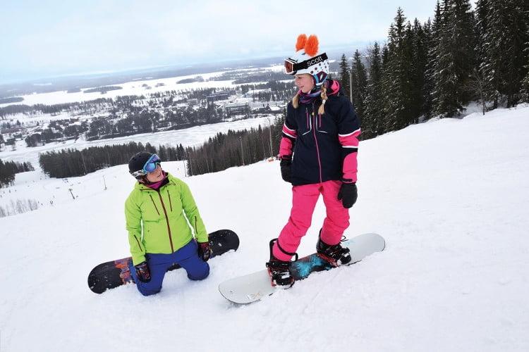 tahko hiihtokoulu