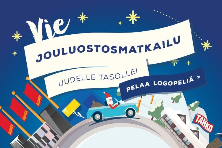 Ostosmatkailu Kuopiossa ja Matkuksessa voi sisältää loman Tahkolla